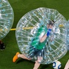 Up to 45% Off Bubble Soccer Party Rental