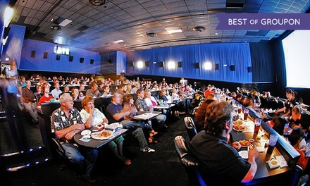 One, Two, or Four Groupons, Each Good for One Movie Ticket at Studio Movie Grill (Up to 50% Off)