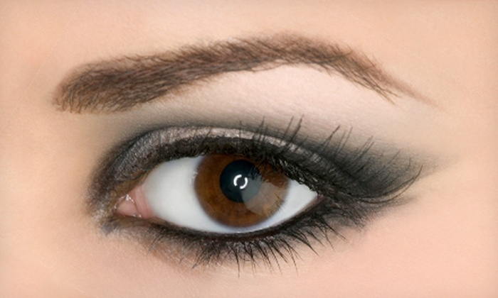 Lovely Lashes - Costa Mesa: $25 for Temporary Party Lashes or Eyebrow Wax and Tint at Lovely Lashes (Up to $52 Value)