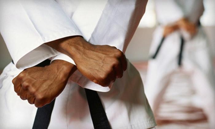 East Coast Karate II - Sea Girt: $45 for 10 Adult or Youth Kojukai or Combat Fitness Kickboxing Classes at East Coast Karate II ($150 Value)