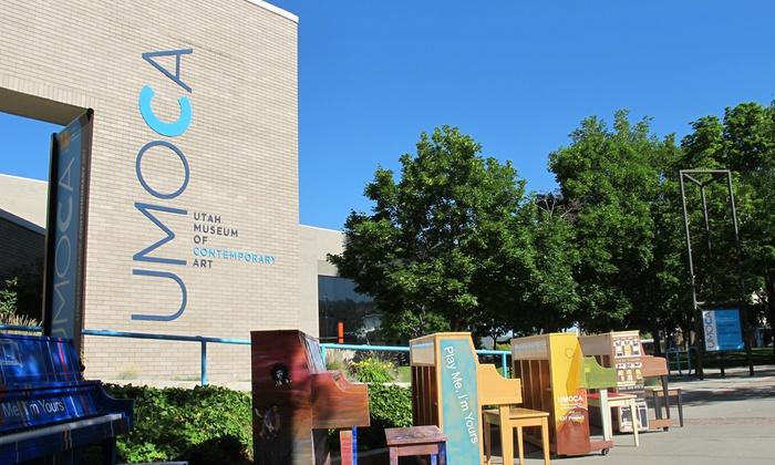 Utah Museum of Contemporary Art - Rio Grande: Individual or Dual/Family Membership to the Utah Museum of Contemporary Art (Up to 52% Off)