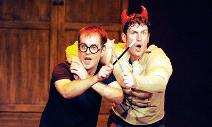 "Potted Potter - City Theatre: $45 for ""Harry Potter"" Parody ""Potted Potter"" at City Theatre (Up to $76.15 Value)"