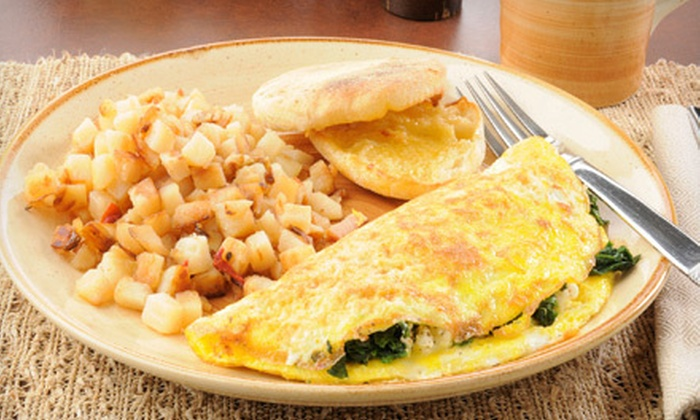 My Favorite Things - Southeast Pensacola: Breakfast Food at My Favorite Things (Half Off). Two Options Available.