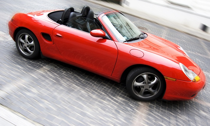 Exotic Car Services - Parker Street: Exterior Auto Detail at Exotic Car Services (Up to 46% Off)