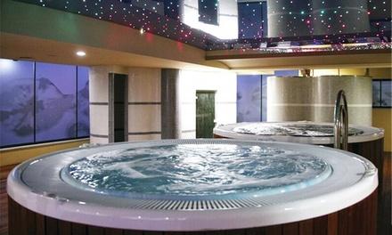 Circuito spa de 1 hora para dos con opción a masaje relajante y cena desde 19,95 € en Spacio