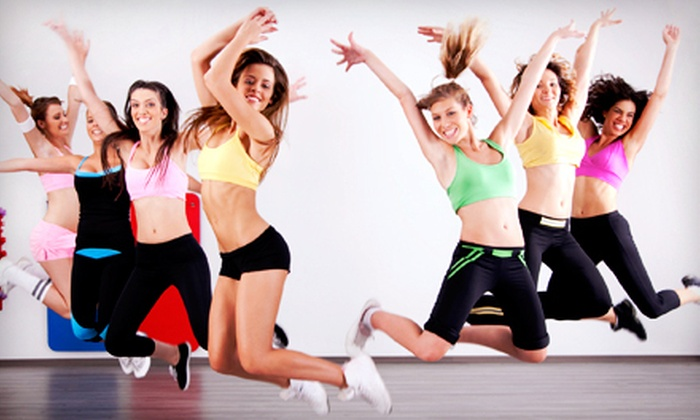 Curves Studio - Middle Village: 10 or 20 Fitness Classes at Curves Studio (Up to 78% Off)