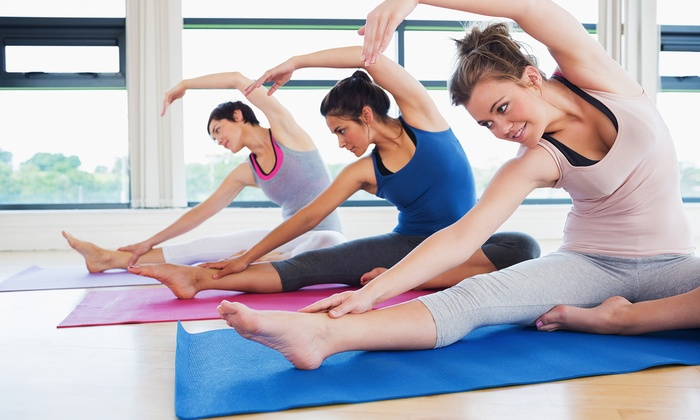 North Pines Yoga and Pilates - Spokane Valley: Five or Ten Pilates or Yoga Classes at North Pines Yoga and Pilates (Half Off)