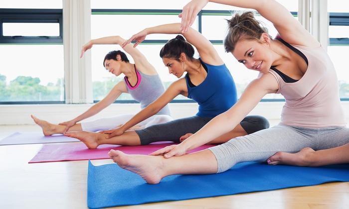 North Pines Yoga and Pilates - Spokane Valley: Five or Ten Pilates or Yoga Classes at North Pines Yoga and Pilates (Half Off)