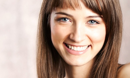 Haircuts, Highlights, and Keratin Treatments at Totally Blessed Too (Up to 60% Off). Three Options Available.