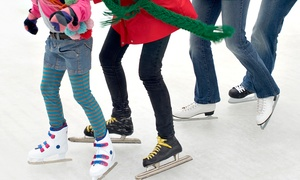 The Ice Factory of Central Florida: Ice-Skating Outing for Two or Four at The Ice Factory of Central Florida (Up to 42% Off)