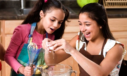 $19.95 for a Kids' Cooking Class at Young Chefs Academy ($45 Value)
