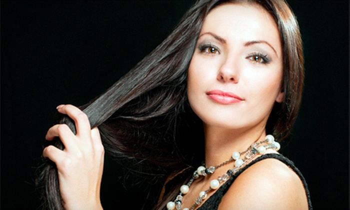 Beauty Anatomy Institute of Cosmetology and Wellness - Pompano Beach: $59 for CHI Keratin Enviro Smoothing Treatment at Beauty Anatomy Institute of Cosmetology & Wellness (Up to $125 Value)