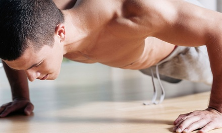 $95 for Two Months of Fitness Boot-Camp Sessions at Bodymorph ($200 Value)
