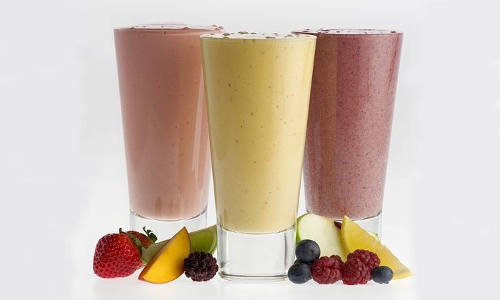 Frioland - Plantation: Two Large Smoothies or Protein Shakes at Frioland (Up to 33% Off)