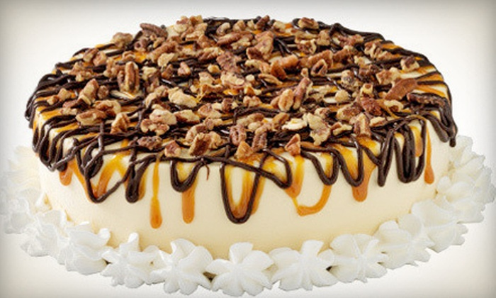 Marble Slab Creamery - Colleyville: Ice Cream and Gourmet Frozen Yogurt, or Ice-Cream Cakes at Marble Slab Creamery (Half Off)