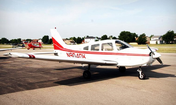 Ron Sachen - Chicago: $99 for a Two-Hour Private Flying Lesson with One Hour of Air Time from Ron Sachen ($235 Value)