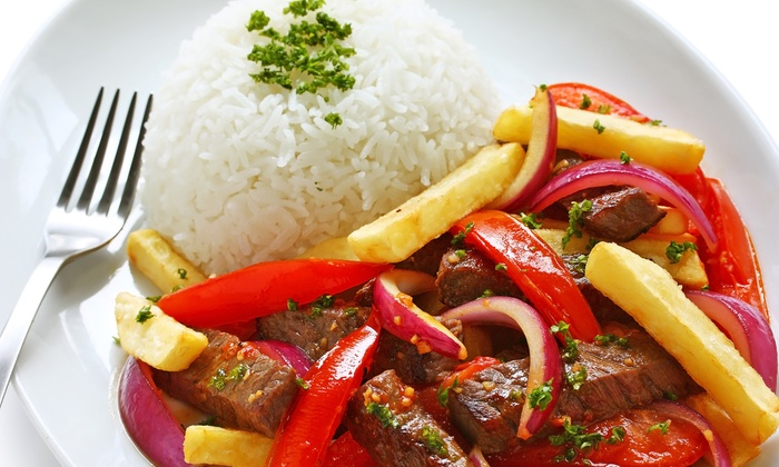 Chicha Bistro - Alameda: $15 for $25 Worth of Contemporary Peruvian Cuisine for Two at Chicha Bistro