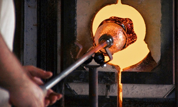Glass Bubble Project - Ohio City: $40 for a Three-Hour Decorative-Pumpkin Glass-Blowing Workshop at Glass Bubble Project ($85 Value). 19 Dates Available.