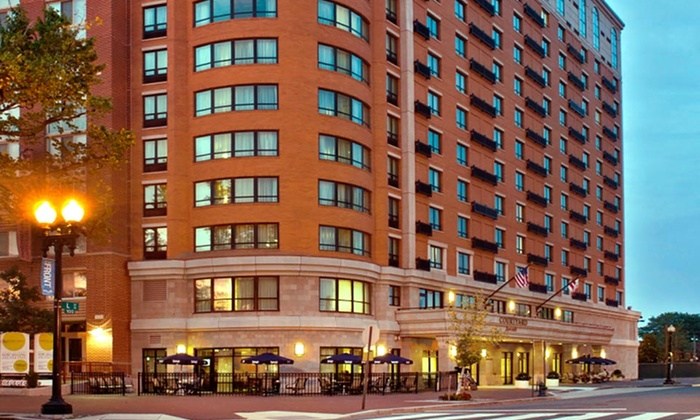 null - Washington DC: Stay at Courtyard by Marriott Capitol Hill/Navy Yard in Washington, DC, with Dates into February