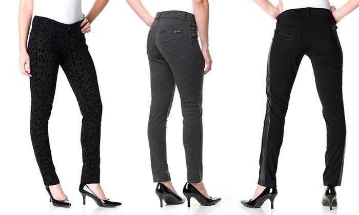 Seven7 Women's Pants: Seven7 Women's Pants. Multiple Styles Available.