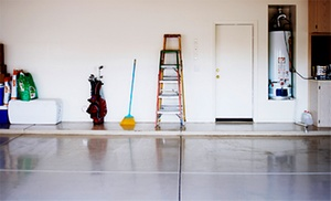 California Garage Pro: $550 for Epoxy-Flooring Installation or Concrete Staining for a One-Car Garage from California Garage Pro ($1,100 Value)