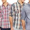 Seven7 Men's Woven Button-Down Shirts