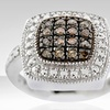 $34.99 for a Champagne Diamond Ring