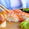 Half Off at Sushi Box