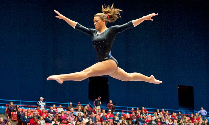 University of Arizona Women's Gymnastics vs. Oklahoma - McKale Memorial Center: $7 for University of Arizona Wildcats Women's Gymnastics Meet at McKale Center on Saturday, January 25 (Up to $16 Value)