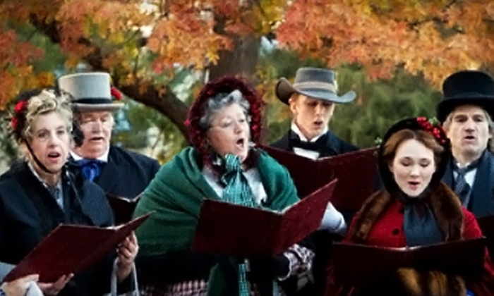 Dallas Heritage Village at Old City Park - Cedars: $5 for Candlelight Holiday Festival on December 8 or 9 at Dallas Heritage Village at Old City Park (Up to $12 Value)