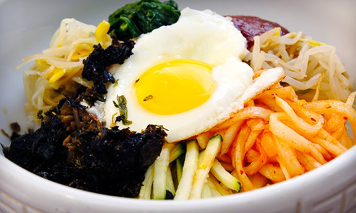 New Seoul Garden - New Seoul Garden Restaurant: $10 for $20 Worth of Korean and Japanese Food at New Seoul Garden