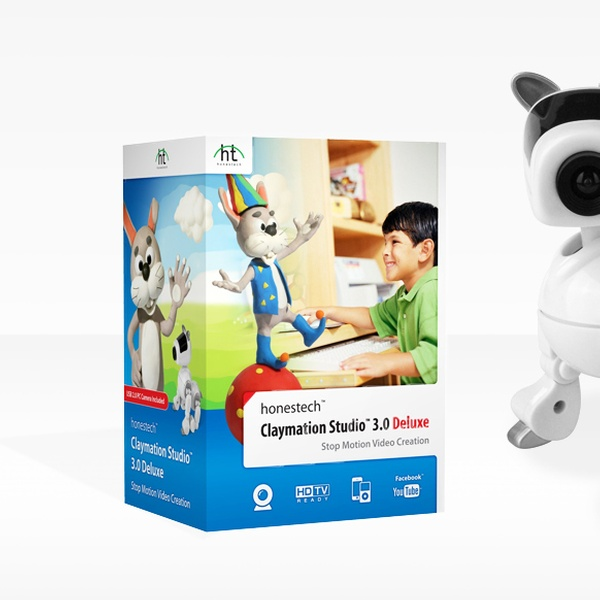 $29 99 for a Claymation Studio Bundle with Software and Camera ($79 99 List  Price)  Free Shipping and Returns