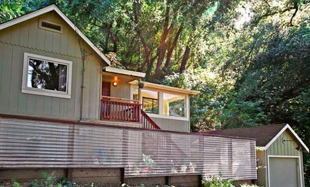 Groupon Deal: 1- or 2-Night Stay for Up to Four in a Studio or Cottage with Wine Tastings at All Seasons Vacation Suites in Sonoma, CA