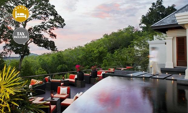 Phuket:5* Private Pool Villa Stay 0
