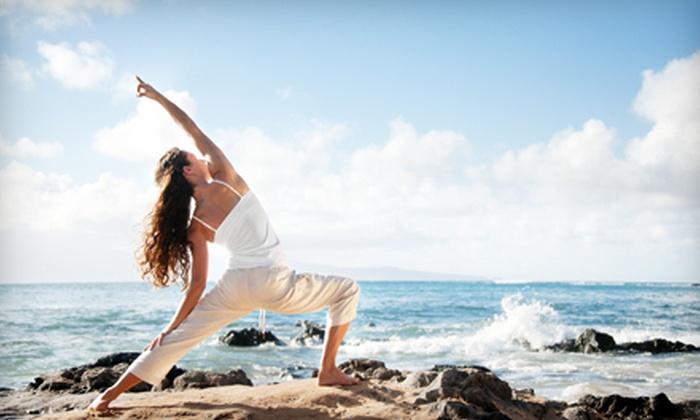 Johns Creek Yoga - Johns Creek: 5, 10, or 20 Yoga Classes at Johns Creek Yoga (Up to 78% Off)