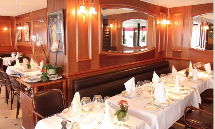 Restaurant Le Petit Marguery Paris  Ef Bf Bdme