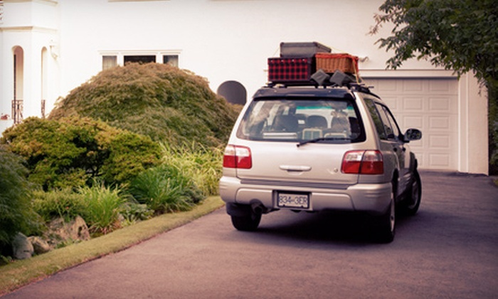 Terra Nova - Kitchener: Asphalt Crack Filling or Driveway Sealing from Terra Nova (Up to 68% Off)
