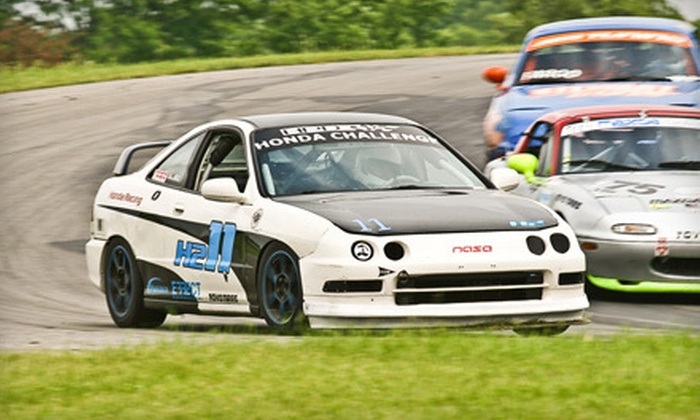 NASA Championships presented by Toyo Tires - Independence Wells: NASA Championships Presented by Toyo Tires for Two September 7–9 at Mid-Ohio Sports Car Course (Up to Half Off)