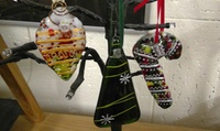 Fused Glass Christmas Art Workshop for One or Two at The Craft Loft (Up to 53% Off)