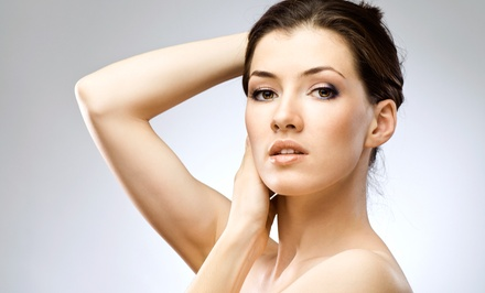 One or Three RevitaLaze Laser Skin-Tightening Treatments for Face or Face and Neck at Skin Laze (Up to 85% Off)