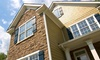 Home Service Repair Specialist: Eavestrough Cleaning and Inspection from Home Service and Repair Specialist (Up to 75% Off). Three Options Available.