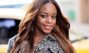 Combs Beauty Salon - Folonia Patterson: Cut, Relaxer with Optional Cut, or Perm and Trim from Folonia Patterson at Combs Beauty Salon (Up to 55% Off)