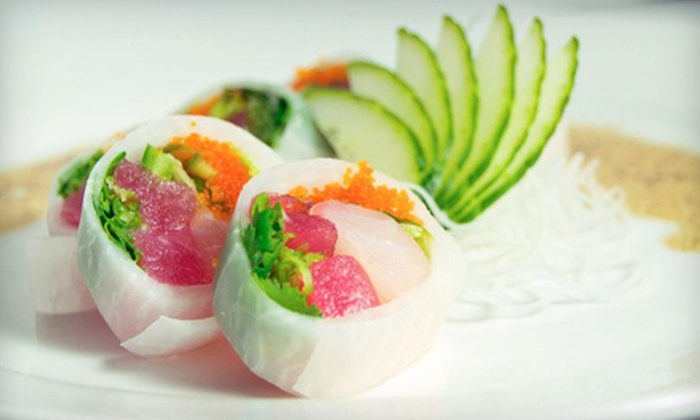 Hayashi-Ya Japanese Cuisine - Umstead: $10 for $20 Worth of Japanese Dinner Fare at Hayashi-Ya Japanese Cuisine