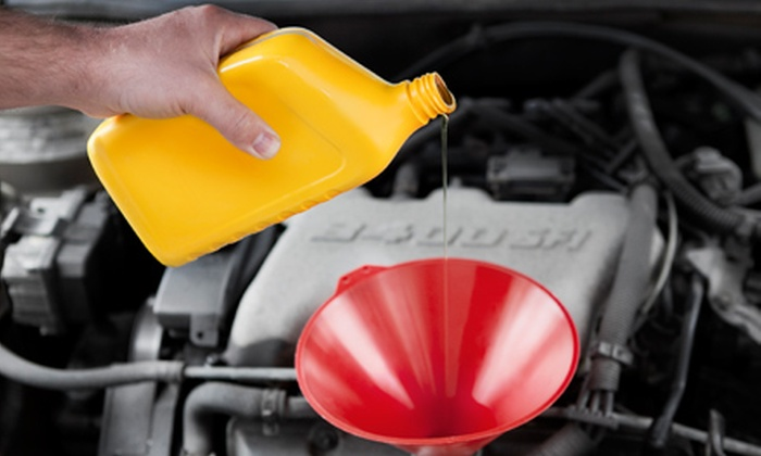 Tire Central and Service Greenwood - Multiple Locations: $24.99 for Two Oil Changes at Tire Central and Service Greenwood ($58 Value)