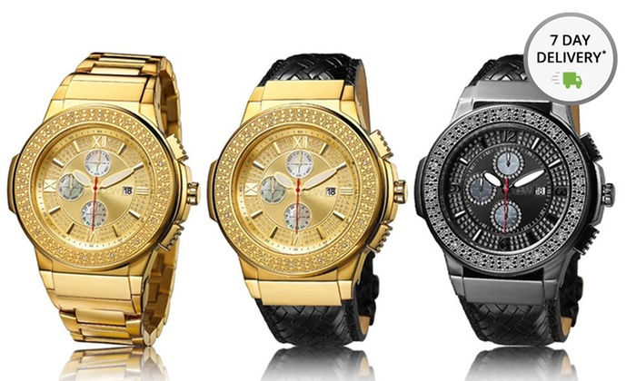 JBW Timepieces Men's Saxon Watches: JBW Timepieces Men's Saxon Watches. Free Returns.