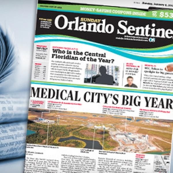 26f6da947 Orlando Sentinel in - Orlando