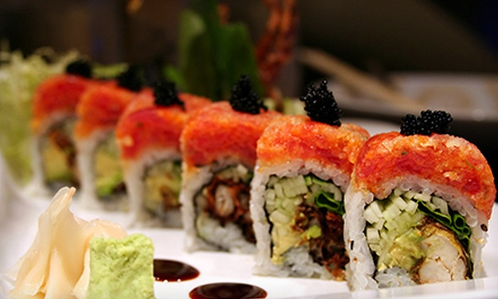 Mikato Steak and Sushi - East Louisville: $15 for $30 Worth of Sushi and Japanese Cuisine at Mikato Steak and Sushi
