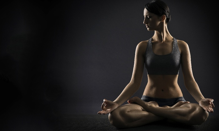 Mantra Yoga - Proctor: 5 or 10 Yoga Classes at Mantra Yoga (47% Off)