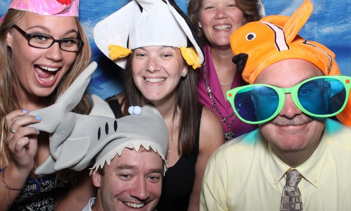 My Picture Lounge - Mount Ephraim: Three- or Four-Hour Photo Booth Rental Package from My Picture Lounge