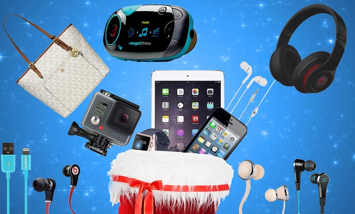 'Santa's Mystery Sack' €10.49-€23.49 with Chance to Get iPad Mini 3, Michael Kors Handbag, Beats, Apple Watch